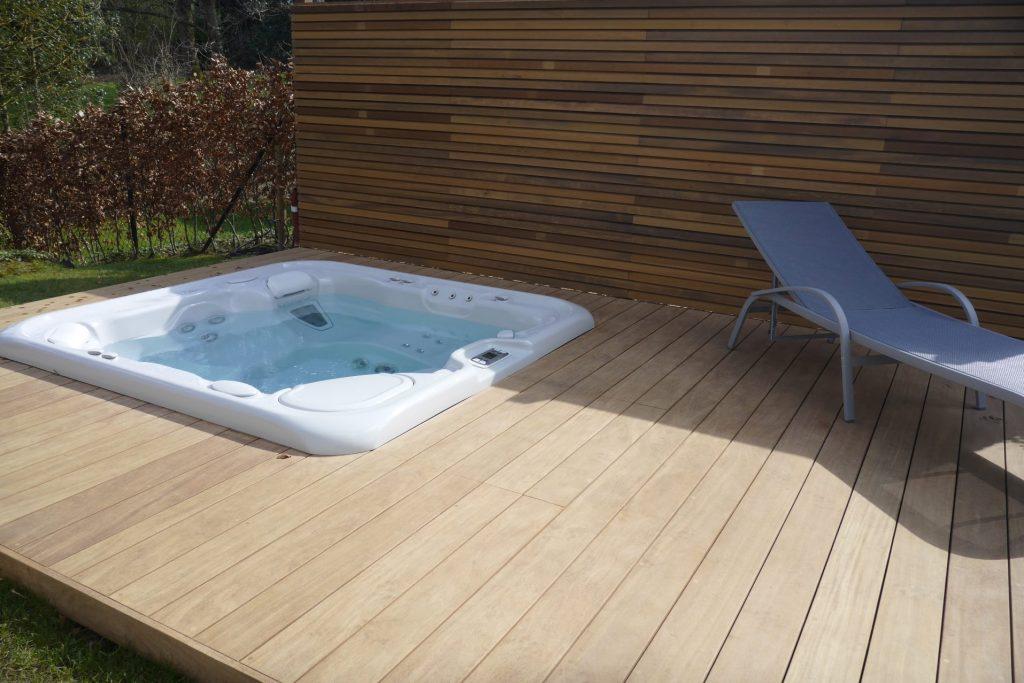 hotspring spa aria encastr bienfait wellness spa. Black Bedroom Furniture Sets. Home Design Ideas