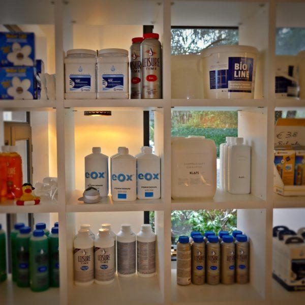 Produits & accessoires pour spas