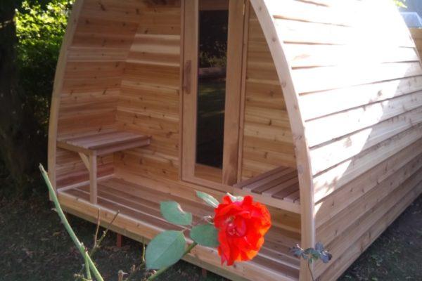 sauna extérieur Bruxelles