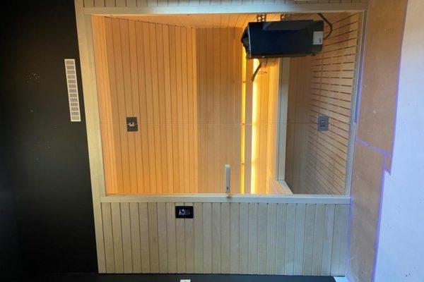 Installation Sauna Brabant wallon Bienfait Wellness & spa