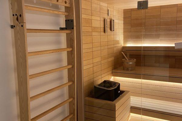 Sauna Intérieur Auroom Bienfait Wellness