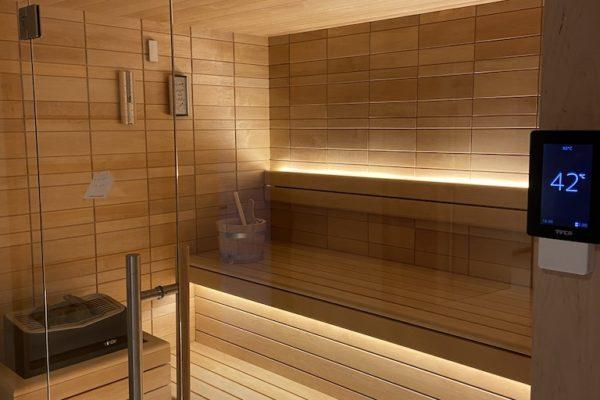Sauna Intérieur Design