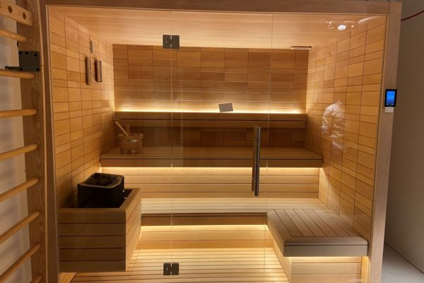Vente Et Installation Sauna Intérieur Brabant Wallon Bienfait